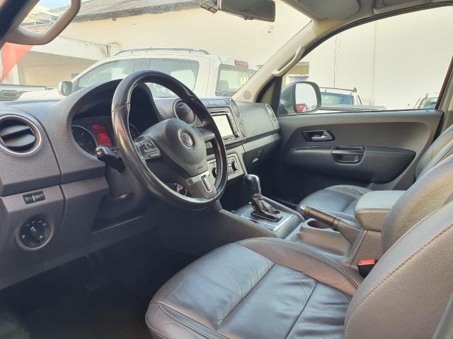 VW Amork High CD 4x4 -2013 - Foto 9