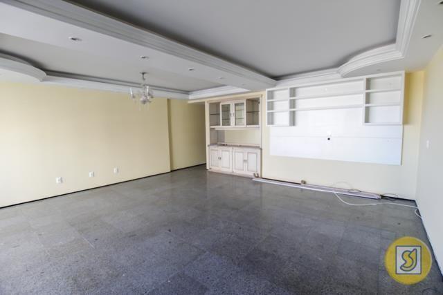 Apartamento para alugar com 3 dormitórios em Mucuripe, Fortaleza cod:26457 - Foto 3