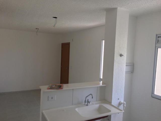 Alugo- Apartamento no Condomínio Plaza Fraga Maia - Foto 2