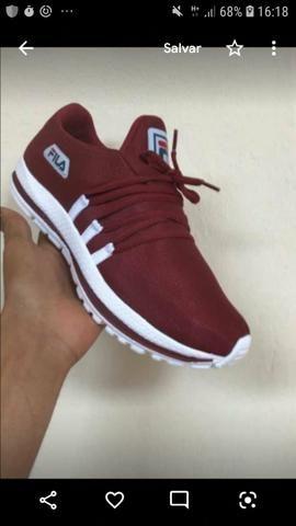 Sapatos masculinos e femininos - Foto 2