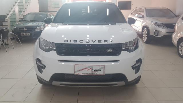 LAND ROVER DISCOVERY SPORT 2015/2016 2.0 16V TD4 TURBO DIESEL HSE 4P AUTOMÁTICO