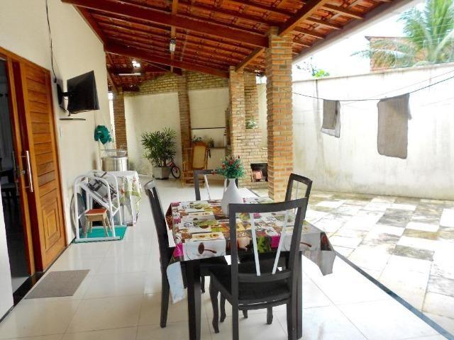 Casa em Cond no Eusébio - 313m² - 4 Suítes - 4 Vagas (CA0670) - Foto 6