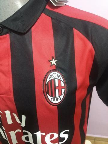 Camisa do Milan - Foto 3