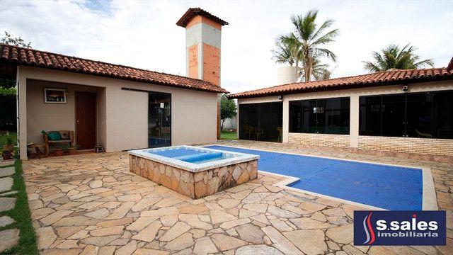 Casa Maravilhosa no Park Way lote com 2.500m² - Brasília - DF - Foto 12