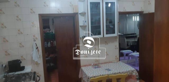 Apartamento com 4 dormitórios à venda, 118 m² por R$ 450.000,10 - Campestre - Santo André/ - Foto 11