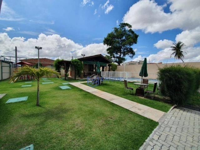 Apartamento à venda, 48 m² por R$ 190.000,00 - Parangaba - Fortaleza/CE - Foto 3