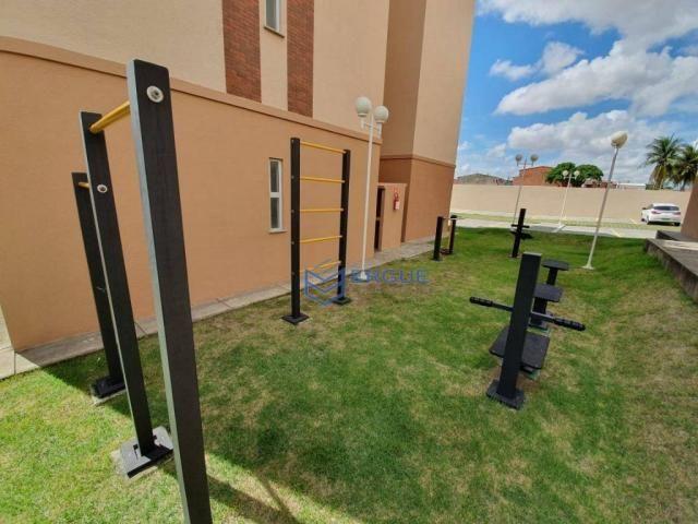 Apartamento à venda, 48 m² por R$ 190.000,00 - Parangaba - Fortaleza/CE - Foto 10