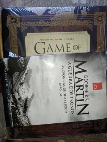 Livros Game of Thrones - Foto 2