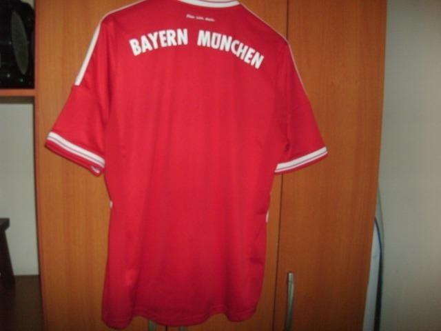 Camisa do Bayern de Munique - 2017/2018 - Foto 2