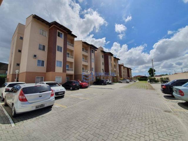 Apartamento à venda, 48 m² por R$ 190.000,00 - Parangaba - Fortaleza/CE - Foto 11