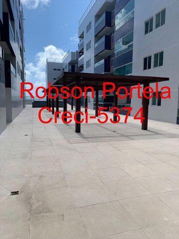 Apartamento no Bessa 2 Quartos a Beira Mar com vista definitiva para o mar - Foto 2