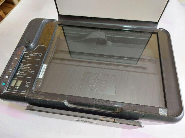 Impressora Multifuncional HP F4480 - Foto 3
