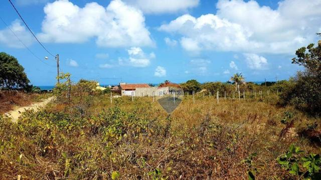 Terreno à venda, 390 m² por R$ 49.000,00 - Cidade Balneária Novo Mundo I - Conde/PB - Foto 2