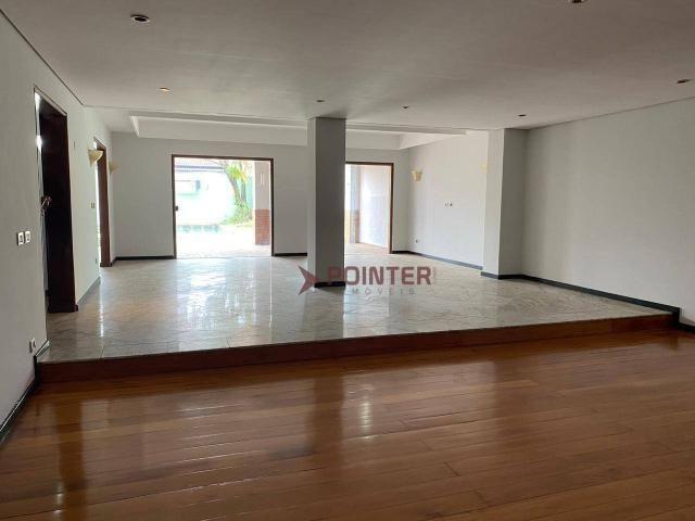 Sobrado com 5 dormitórios para alugar, 600 m² por R$ 9.000,00/mês - Setor Bueno - Goiânia/ - Foto 8