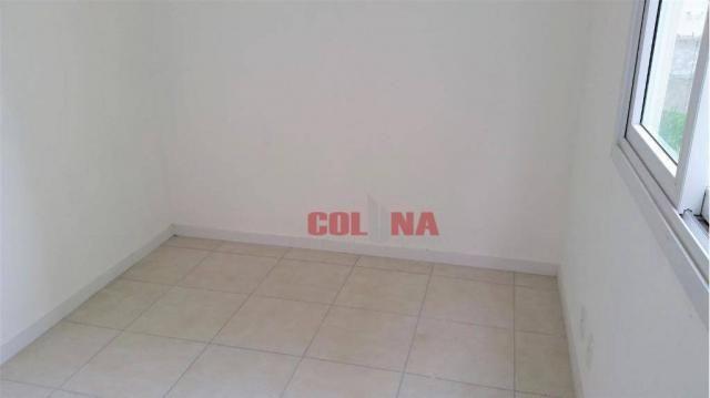 Apartamento com 3 dormitórios à venda, 78 m² por R$ 390.000,00 - Pendotiba - Niterói/RJ - Foto 7