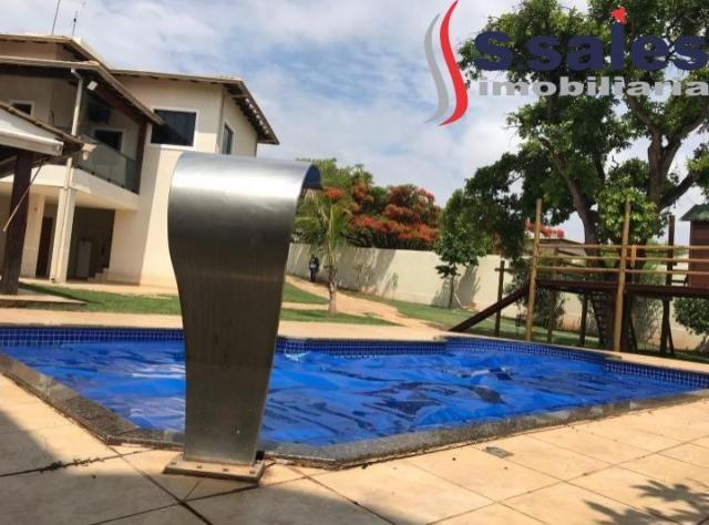 Ótima casa em Arniqueira com 4 Suítes - Lote em 1250m² - Lazer Completo - Brasília DF - Foto 14