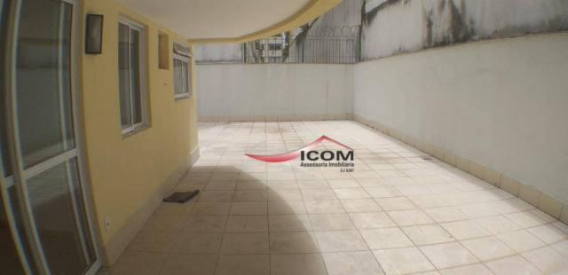Apartamento Duplex com 4 dormitórios para alugar, 180 m² por R$ 9.700,00/mês - Botafogo -  - Foto 2