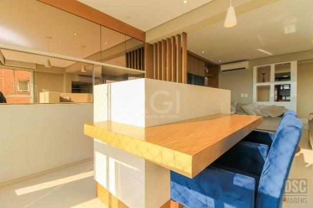 Apartamento à venda com 3 dormitórios em Jardim do salso, Porto alegre cod:EV4451 - Foto 19