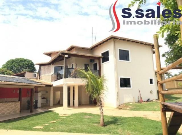 Ótima casa em Arniqueira com 4 Suítes - Lote em 1250m² - Lazer Completo - Brasília DF - Foto 3