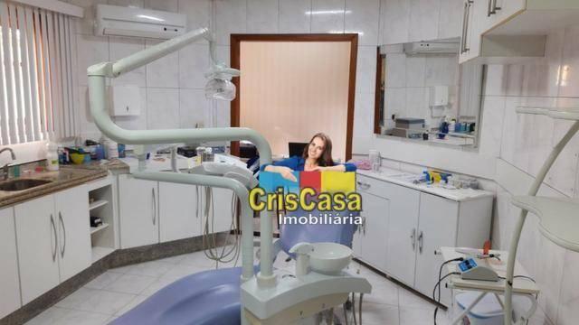 Sala para alugar, 18 m² por R$ 1.600,00/mês - Centro - Rio das Ostras/RJ - Foto 5