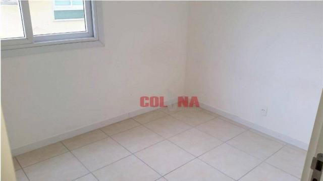 Apartamento com 3 dormitórios à venda, 78 m² por R$ 390.000,00 - Pendotiba - Niterói/RJ - Foto 9