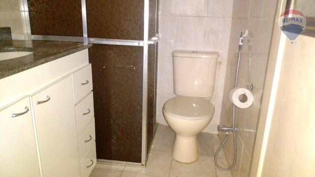Apartamento com 2 dormitórios para alugar, 60 m² por R$ 900,00/mês - Centro - Petrópolis/R - Foto 9