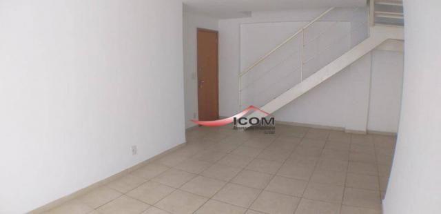 Apartamento Duplex com 4 dormitórios para alugar, 180 m² por R$ 9.700,00/mês - Botafogo -  - Foto 4