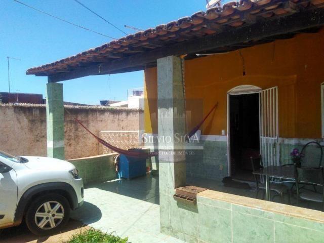 Casa 2 quartos sendo 1 suíte Novo Jardim Oriente Valparaíso Goiás - Foto 2