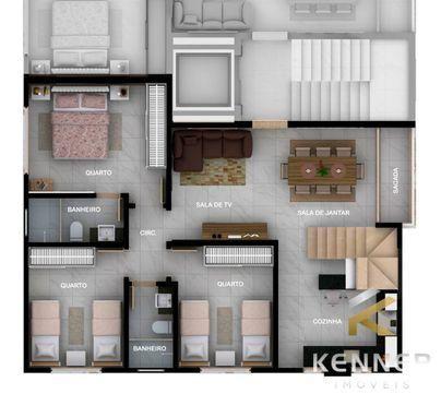 Apartamento à venda no bairro Rosário - Patos de Minas/MG - Foto 9