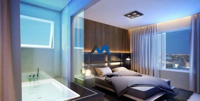 Apartamento à venda com 1 dormitórios em Lourdes, Belo horizonte cod:ALM828 - Foto 19