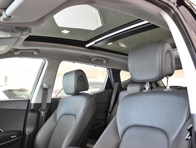 Hyundai Santa Fe 3.3 4WD 4P GASOLINA AUT - Foto 6