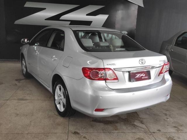 Corolla 2012/2012 1.8 gli 16v flex 4p automático - Foto 7