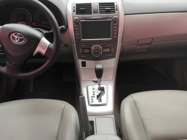 Corolla 2012/2012 1.8 gli 16v flex 4p automático - Foto 8