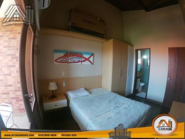 Casa com 4 dormitórios para alugar, 180 m² por R$ 3.900,00/mês - Porto das Dunas - Aquiraz - Foto 16