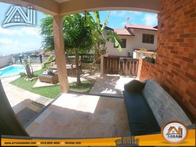 Casa com 4 dormitórios para alugar, 180 m² por R$ 3.900,00/mês - Porto das Dunas - Aquiraz - Foto 5