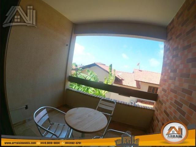 Casa com 4 dormitórios para alugar, 180 m² por R$ 3.900,00/mês - Porto das Dunas - Aquiraz - Foto 14
