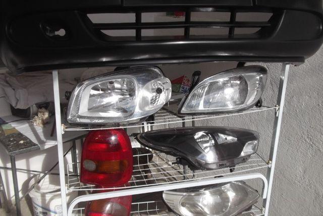 Par lente lanterna trazeira kombi obs:atendo sabados domingos e feriados - Foto 3