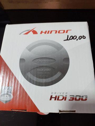 Drive Hinor HDI 300 novo instalado no seu carro