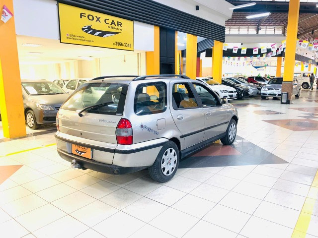 (9D42) Palio Weekend Sport 1.6 1997/97 Manual Gasolina - Foto 4