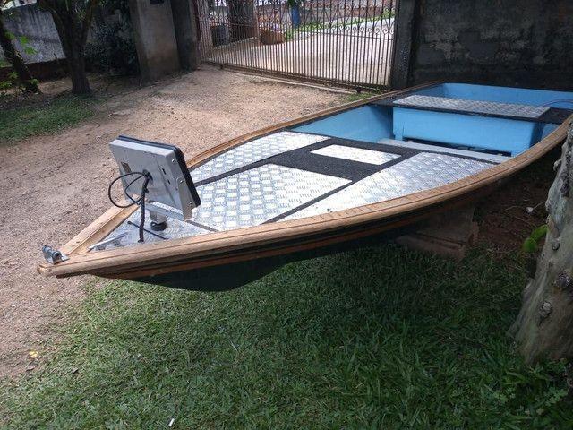Barco de fibra - Foto 5