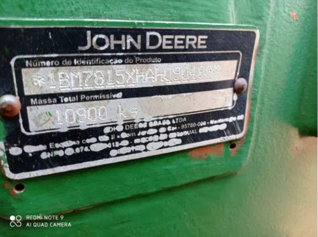 John Deere 7815 - Foto 4