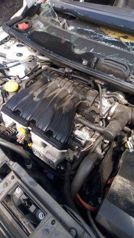 Motor Renault Fluence 2.0  2013.