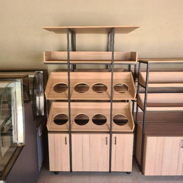 Vende se móveis para comércio - Foto 2
