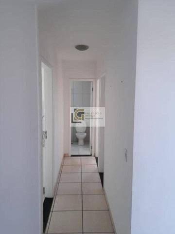 WT Apartamento com 2 dormitórios,Jardim Americano - São José dos Campos/SP - Foto 5