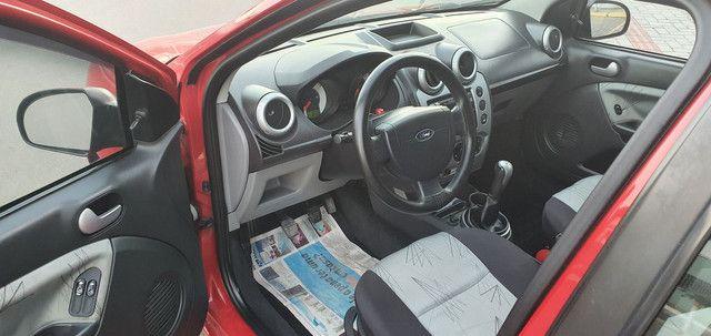 Fiesta Class 1.6 2009 Completo  - Foto 12
