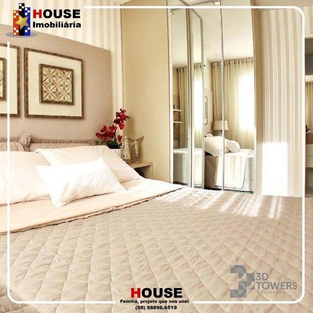 //_Apartamento, 2 quartos, 3D Towers- Na Cohama_// - Foto 7