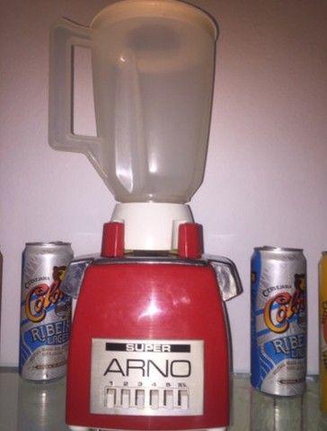Liquidificador Arno anos 60 relíquia  - Foto 6