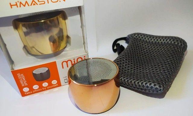 U9 V4.2 Falante Sem Fio Da Liga de Alumínio Mini Speaker Portátil Sem Fio - Foto 2