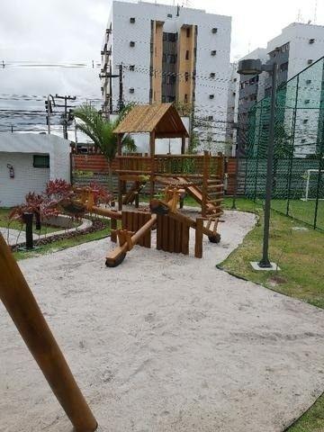 JS- Lindo apartamento de 03 quartos no Barro - José Rufino - Edf. Alameda Park - Foto 10