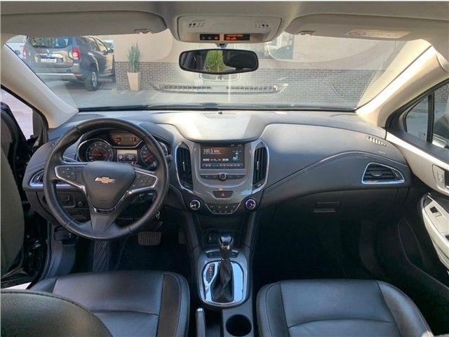Chevrolet Cruze 2017 1.4 turbo lt 16v flex 4p automático - Foto 9